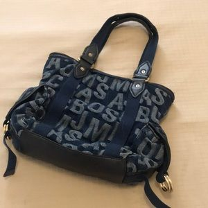 MARC by MARC JACOBS denim tote